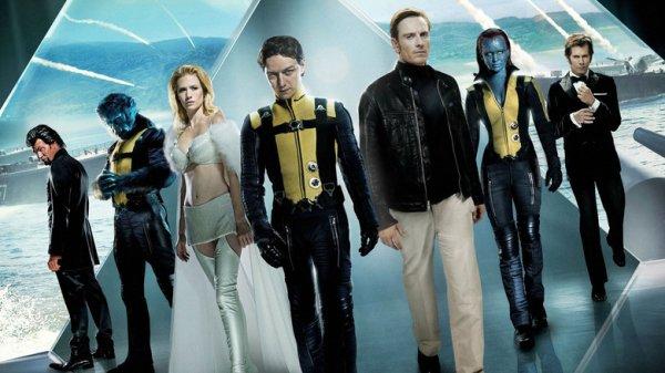 X-Men : Le Commencement ( X-Men: First Class )