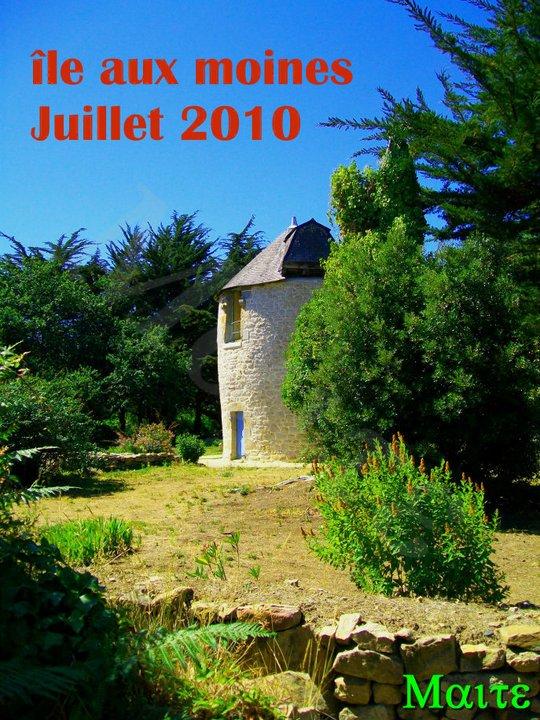 Moulin, ile