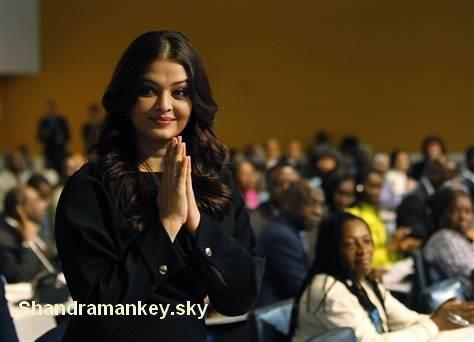 L'ONUSIDA Nomme l'icône indienne de Renommée Mondiale Mme Aishwarya Rai Bachchan Ambassadrice itinérante internationale