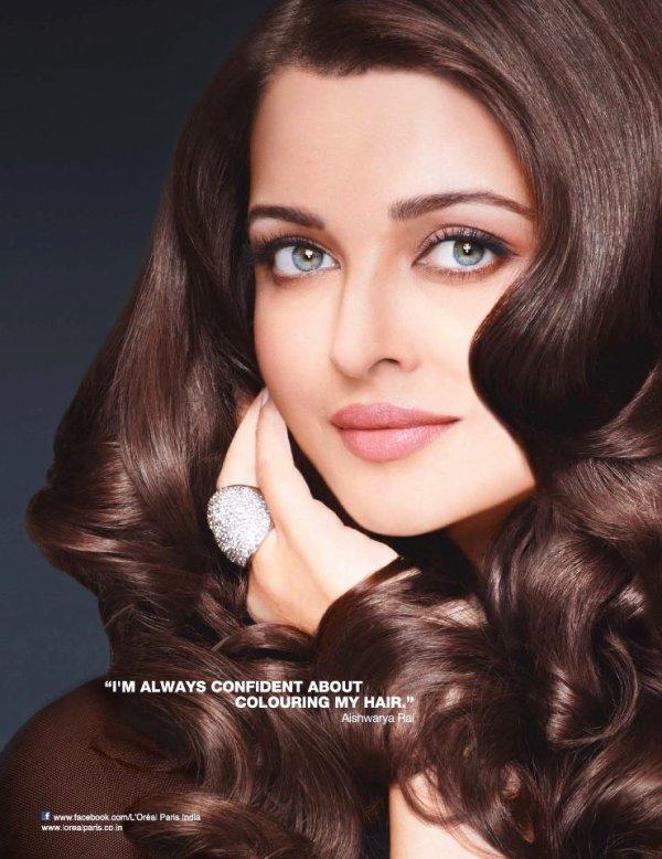 Aishwarya Rai - L'Oreal PARIS ad