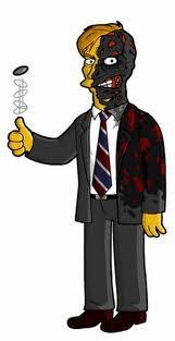 Simpsons Batman