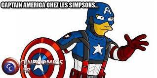 Les Simpsons,super héros....ou pas!