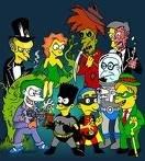 Les Simpsons,supers héros...ou pas! (suite)