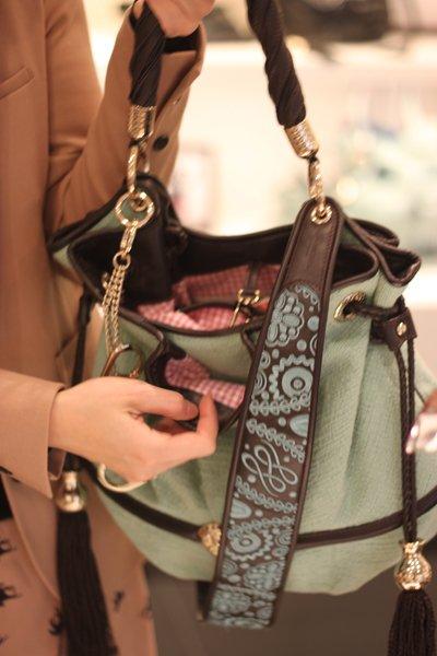 A Luxury Lancel Premier Flirt Bags