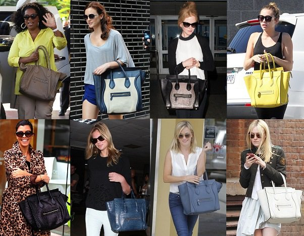 Celine boston bags as well as I really like the actual regularity