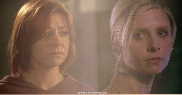 Buffy Et Willow. ♥