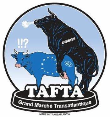 UE / TAFTA : NON, c'est NON !
