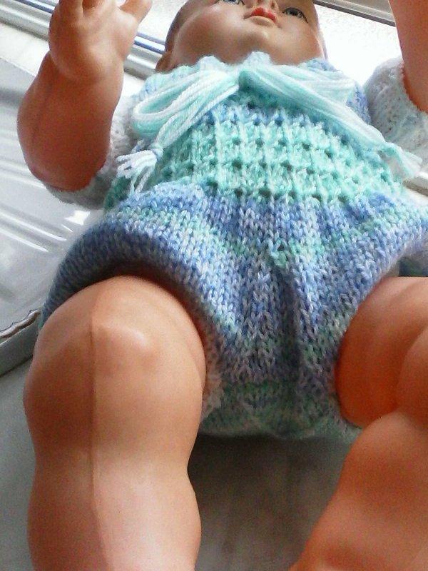 Journées tricot....