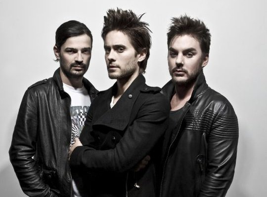 Thirty Seconds To Mars  / Hurricane (Censored Version) (2011)