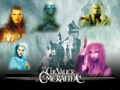 Les Chevaliers D'Emeraude , d'Anne Robillard
