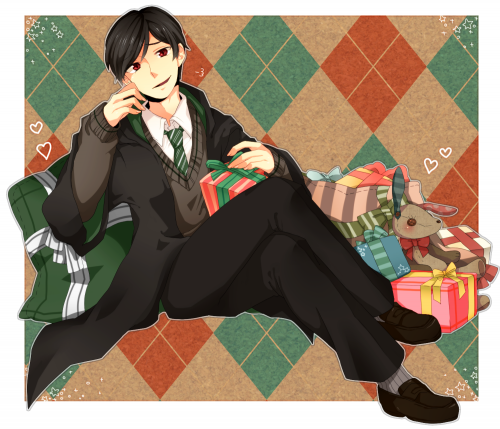Student Tom Riddle # 11