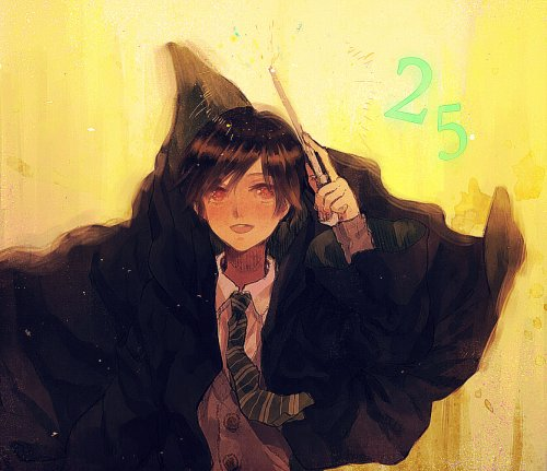 Student Tom Riddle #12