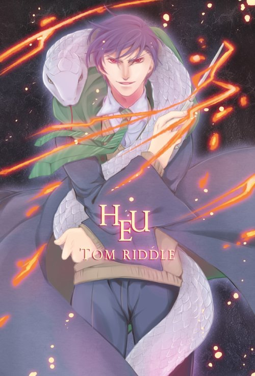 Student Tom Riddle #13