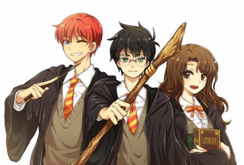 Trio d'or #1