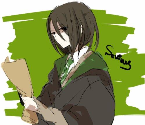 Student Severus Snape # 9