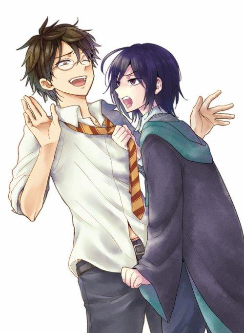 James x Severus #2