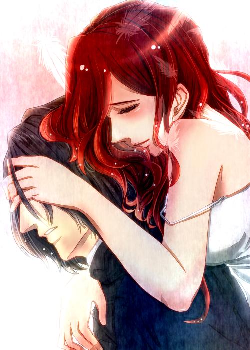 Lily x Severus #1