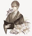 Photo de fanart-manga-HP