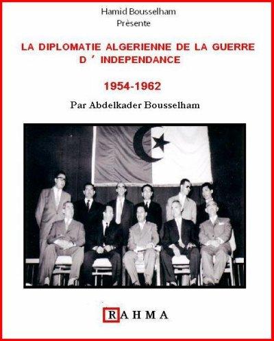 """Hamid Bousselham présente """" LA STRATEGIE DIPLOMATIQUEDE DE GAULLE EN 1958-1959 """"  Par Abdelkader Bousselham"""