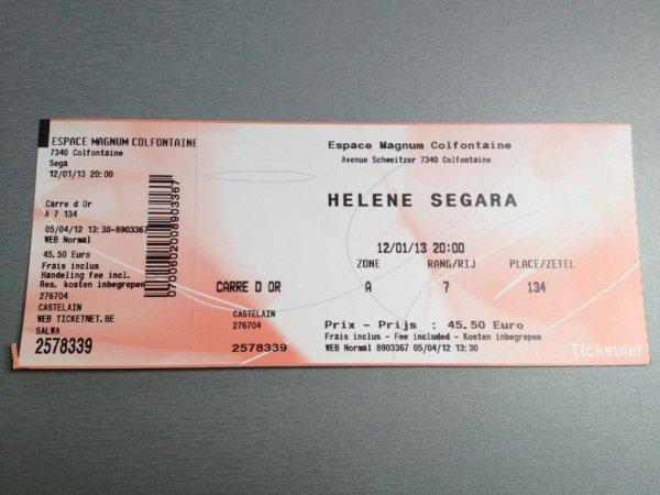 Hélène Segara