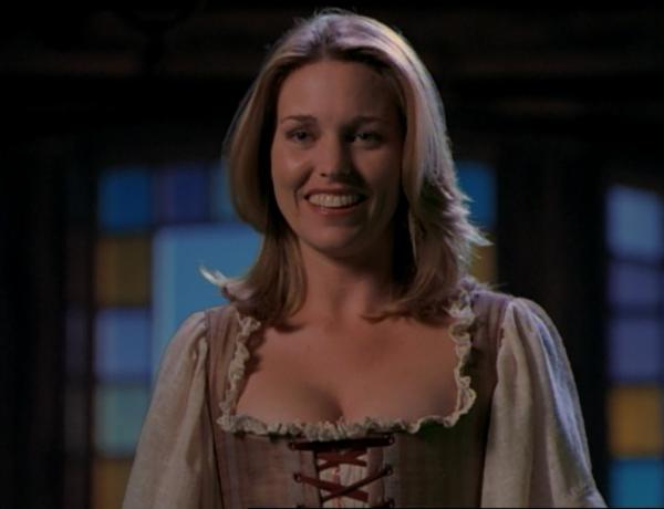 La sorcière de Salem. Episode 9 saison 1