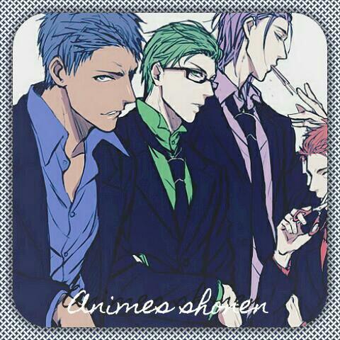 ⇨ Animes shonen ⇦