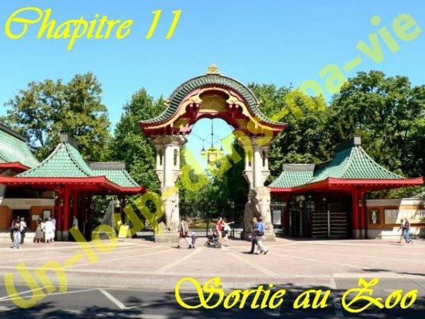 Chapitre 11 : Sortie au zoo.