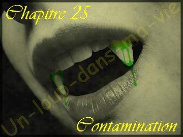 Chapitre 25 : Contamination.
