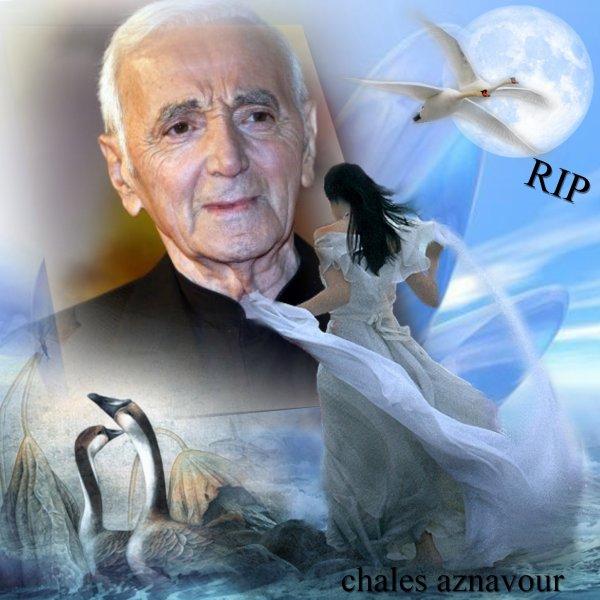 RIP pour se grand monsieur et kado pour les autres bisous
