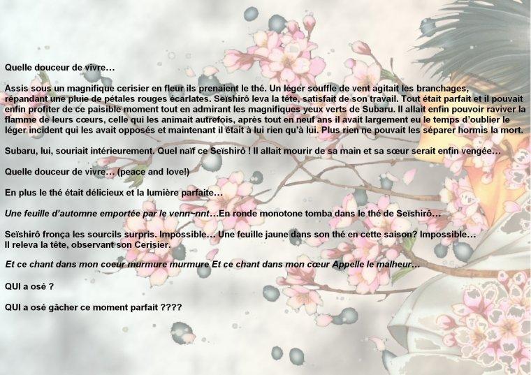 Xubasa chapitre 2 p1