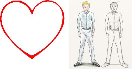 Le coeur des hommes