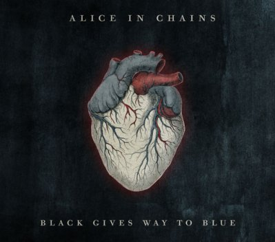 Alice In Chains- Black Gives Way To Blue     (2009)