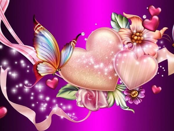 Bonne Saint  Valentin a tous les amoureux !!!!!!