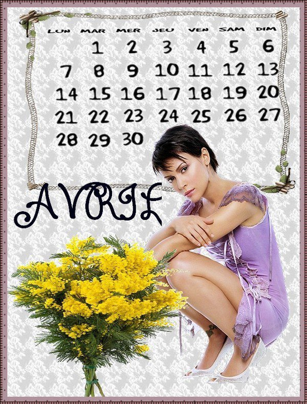 jolis calendriers offerts par