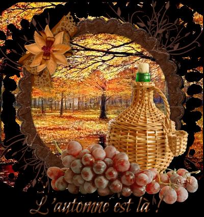 kdos d'automne reçus