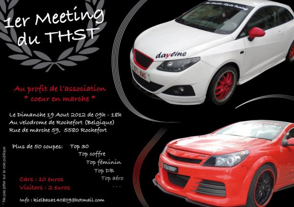 1er Meeting Du The Harder Style Tuning