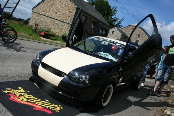 The Harder Style Tuning - Meeting à Bras- Haut