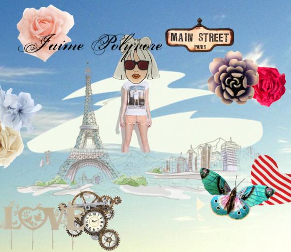 """P'tit Montage """" Paris/Gaga ♥ """""""