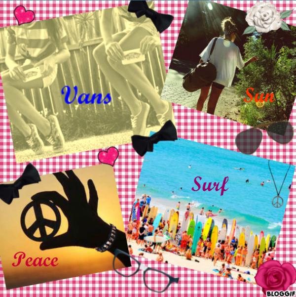 """P'tit Montage """" Summer ♥ """" !"""