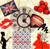 "P'tit Montage "" So British ♥ "" !"