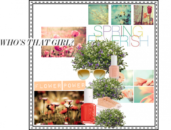 "P'tit montage ""Spring"" !"