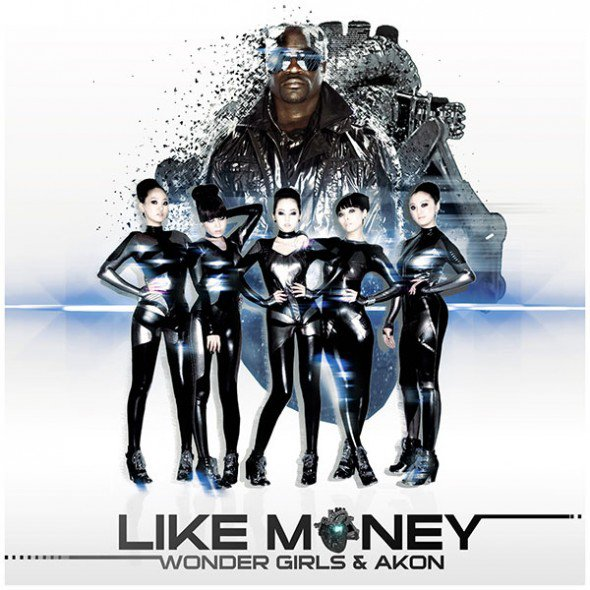 Wonder Girls Feat. Akon - Like Money