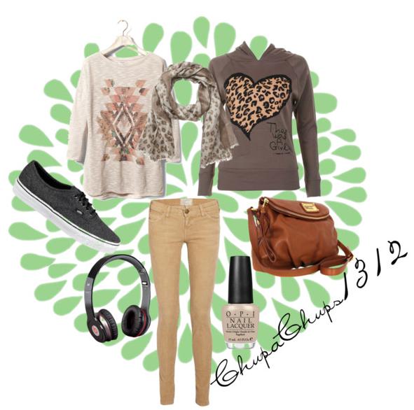 MODE : Ma tenue d'automne