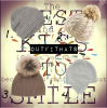 MODE: Montage Bonnets # Juliette