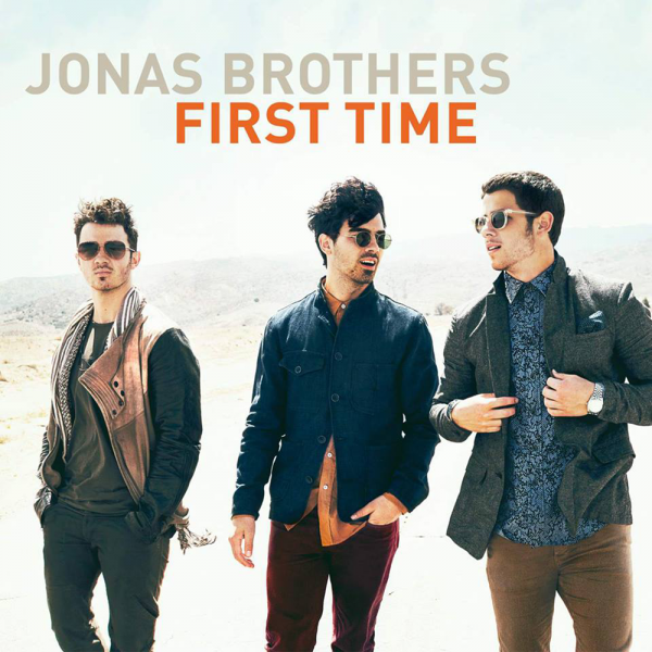 Jonas Brothers - First Time # Alexia