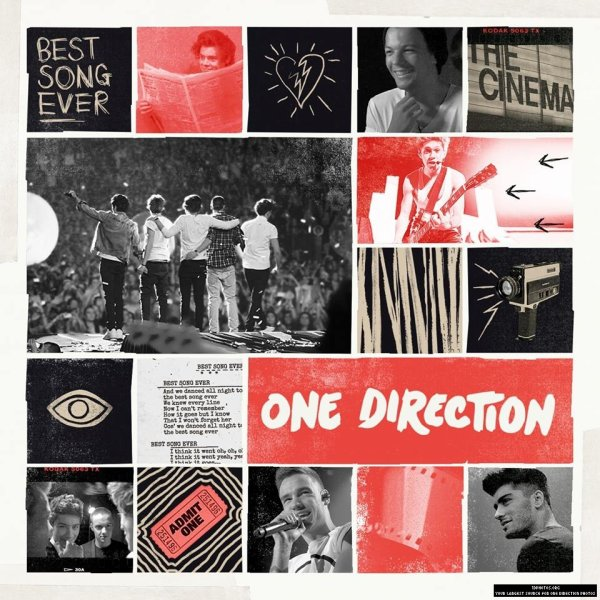 One Direction - Best Song Ever  # Alexia