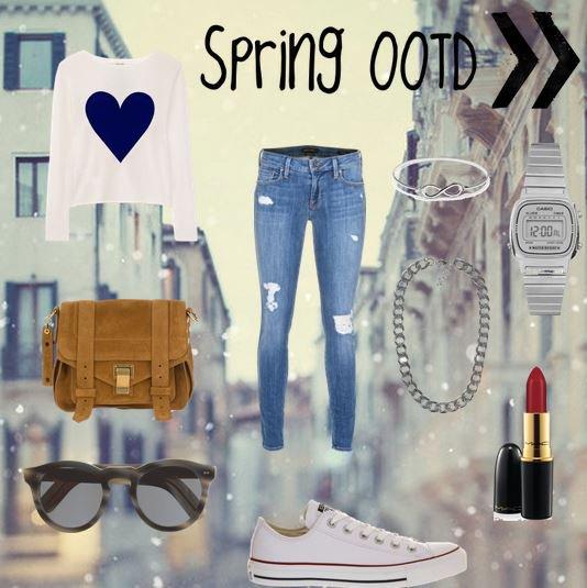 Spring OOTD # Juliette