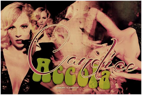 Bienvenue sur ta source 2012 sur Candice Accola et Joseph Morgan !