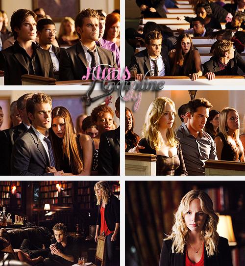 The Vampire Diaries 4x02: Memorial!