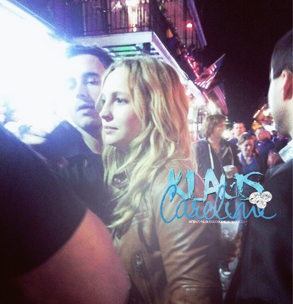 6/02/2013 : Candice et son boyfriend Joe King à la Super Saturday Night party Direct TV (2/02)  !